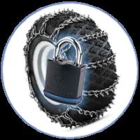 Защита запасного колеса